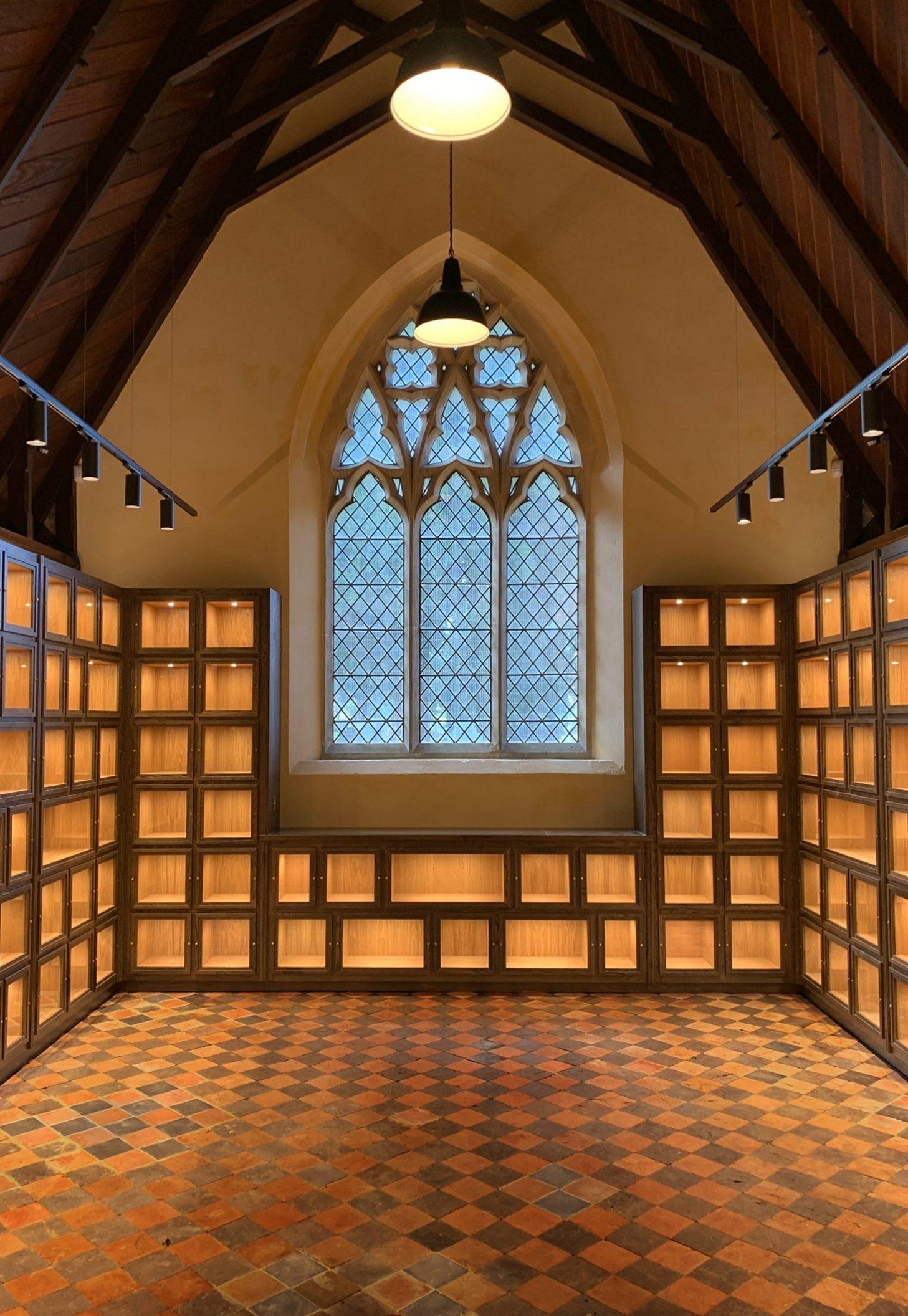 Fairmile, Fairmile Cemetery, Restoration, Renovation, Victorian Chapel, Columbarium, WWA Studios, WWA, West Waddy Archadia, Archadia, West Waddy, Architects, Town Planners, Urban Designers, Heritage,