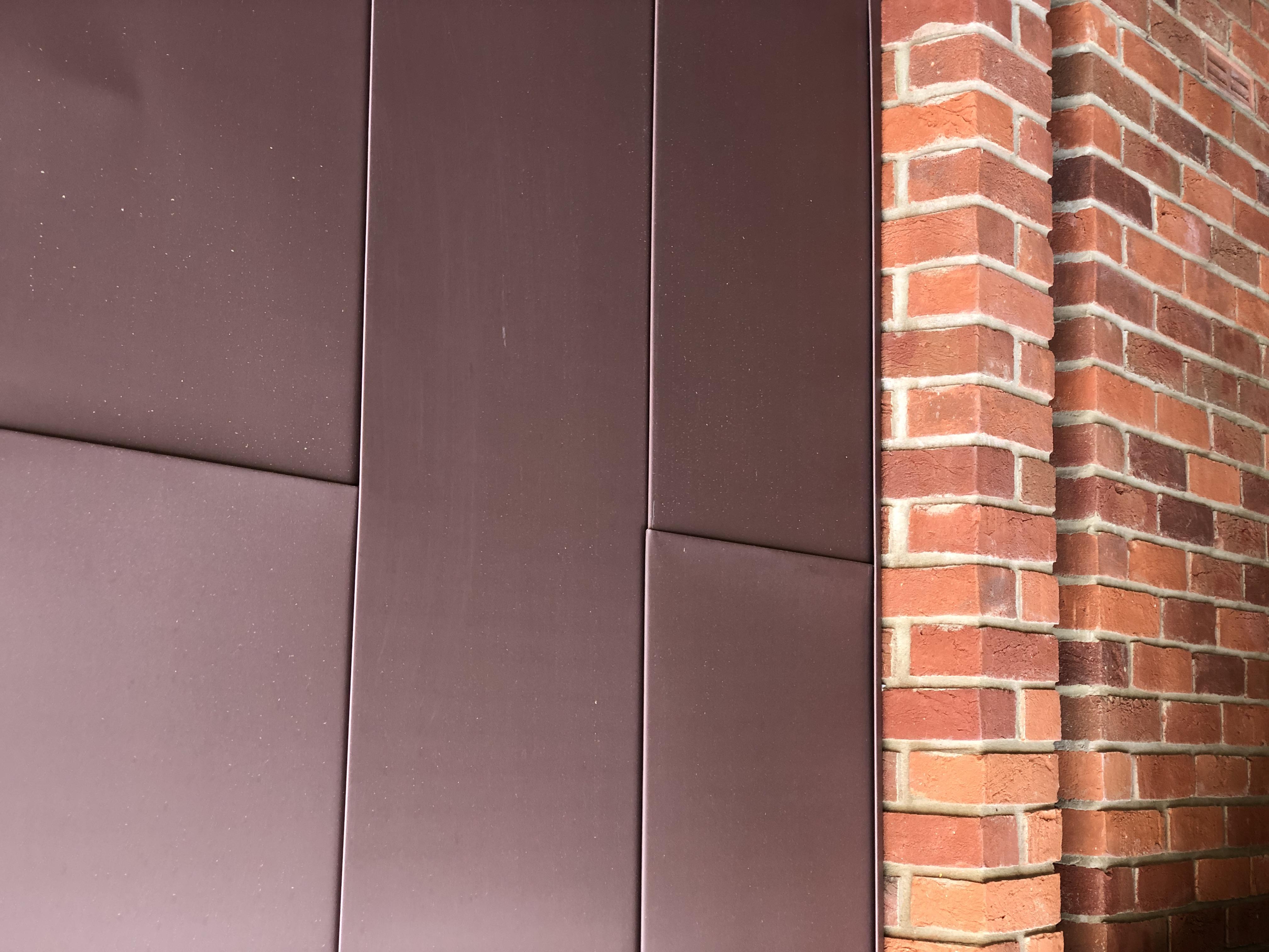 WWA Studios, WWA, West Waddy Archadia, Archadia, West Waddy, Architects, Town Planners, Urban Designers, Zinc, VM Zinc, VM, colourful zinc, zinc detail, zinc cladding, zinc building, zinc facade