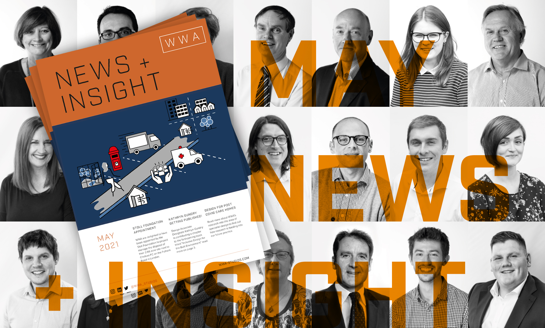 May 2021, Newsletter, News, News + Insights, WWA Studios, WWA, West Waddy Archadia, West Waddy, Archadia, Architecture, Urban Design, Town Planning